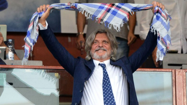 Massimo Ferrero (Foto: Paolo Rattini/Getty Images/Guliver)