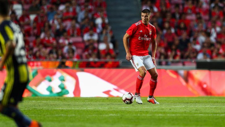 Ruben Dias. (Photo by Carlos Rodrigues/Getty Images)