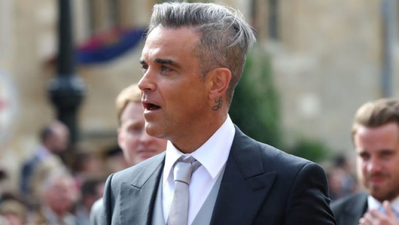 Robbie Williams (Foto: Gareth Fuller - WPA Pool/Getty Images/Guliver)