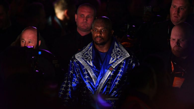 Dillian Whyte (Foto: Justin Setterfield/Getty Images/Guliver)