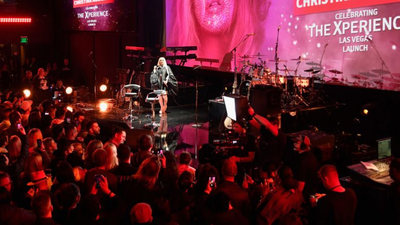 Christina Aguilera (Foto: Frazer Harrison/Getty Images for iHeartMedia)
