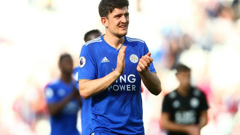 Harry Maguire . (Photo by Jordan Mansfield/Getty Images)