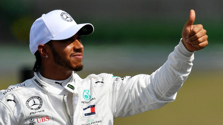 Lewis Hamilton (Foto: Dan Mullan/Getty Images/Guliver)