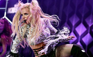 Britney Spears tregon sekretin e linjave