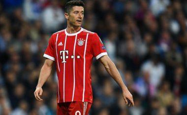 Lewandowski dhe Bayern Munich arrijnë marrëveshje për vazhdimin e kontratës