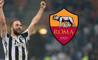 Roma mund ta bëjë Higuainin kapiten nëse e pranon transferimin