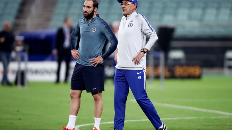 Maurizio Sarri (Foto: Alex Grimm/Getty Images/Guliver)