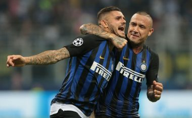 Marotta: Icardi dhe Nainggolan nuk janë në planet e Interit, ua kemi konfirmuar se janë në shitje