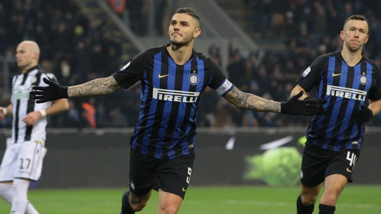 Mauro Icardi (Foto: Emilio Andreoli/Getty Images/Guliver)
