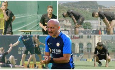 Antonio Pintus, përgatitësi atletik që synon një Inter si Real Madridi