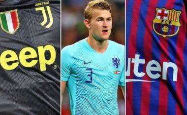 Shtatë arsye pse Barcelona nuk ka nënshkruar me De Ligt: Nga pagat e tij, te Raiola, dëshira dhe dobësitë që i ka holandezi