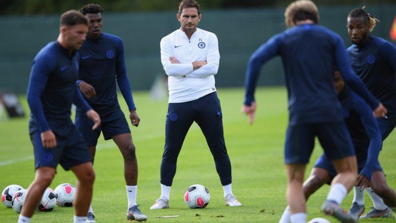 Frank Lampard (Foto: Chelsea/Twitter)