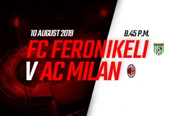 Formacioni i mundshëm i Milanit për miqësoren ndaj Feronikelit - luajnë yjet, debuton Leao