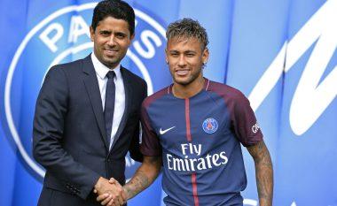 Neymar ia ka konfirmuar PSG-së se dëshiron të largohet