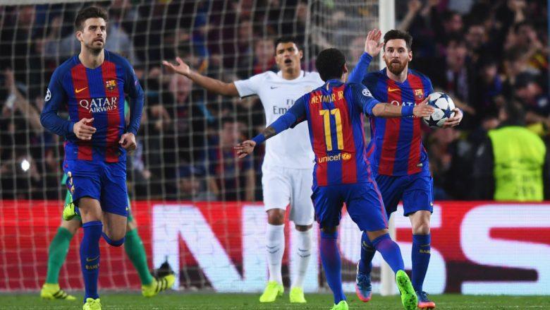 Rikthimi i Barcelonës ndaj PSG-së (Foto: Michael Regan/Getty Images/Guliver)