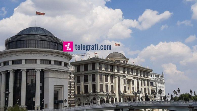 Prokuroria Themelore Publike në Shkup, Maqedonia e Veriut/ Foto: Telegrafi