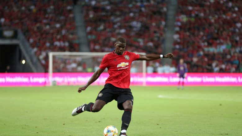 Paul Pogba (Foto: Lionel Ng/Getty Images/Guliver)