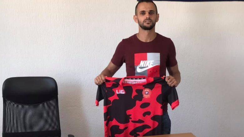 Përparim Osmani (Foto: Facebook/FC Drenica - Faqja Zyrtare)