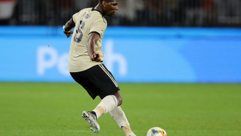 Paul Pogba (Foto: Will Russell/Getty Images/Guliver)