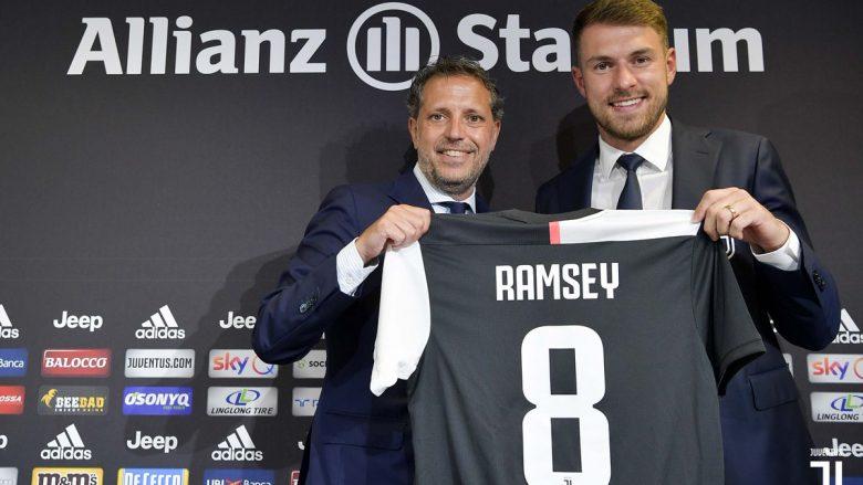 Aaron Ramsey (Foto: Juventus/Twitter)