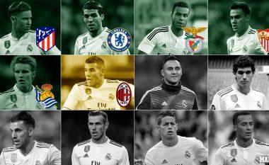 Real Madridi përshpejton largimet: Konfirmohen pesë largime për 105 milionë euro dhe shumë të tjerë janë afër