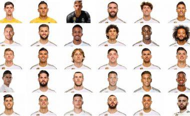 Real Madridi ende i hapur për shitjen e nëntë lojtarëve