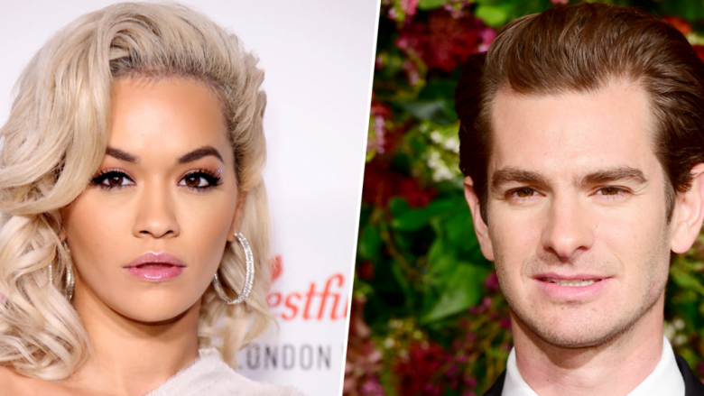 Rita Ora dhe Andrew Garfield (Foto: Getty Images/Guliver)