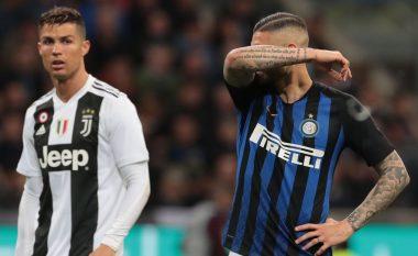 Juventusi vendos limitin e shifrës që ofron për Icardin