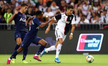 Sarri, De Ligt e Rabiot e nisin me humbje aventurën te Juventusi, mposhten nga Tottenhami