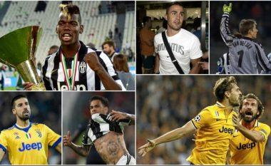 Rabiot e Ramsey, yjet e rinj të 'Zonjës' – këta janë lojtarë që Juventusi i mori falas në 20 vitet e fundit