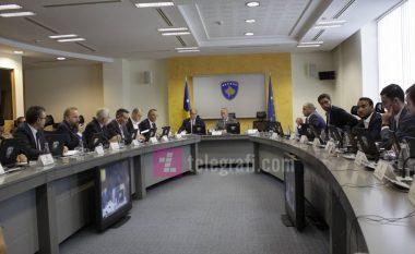 Paqartësi në mbledhje të Qeverisë, diskutohet se si mund të ndahen mjete për KQZ-në, kur Qeveria është në dorëheqje