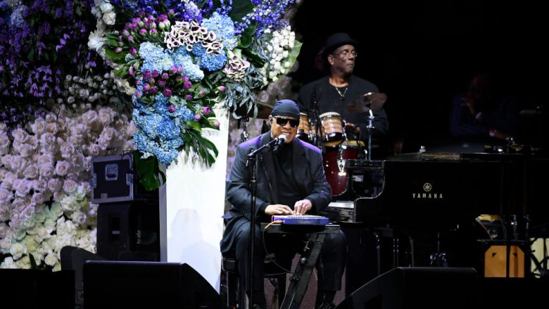 Stevie Wonder (Foto: Kevork Djansezian/Getty Images For All Money In Records and Atlantic Records/Guliver)