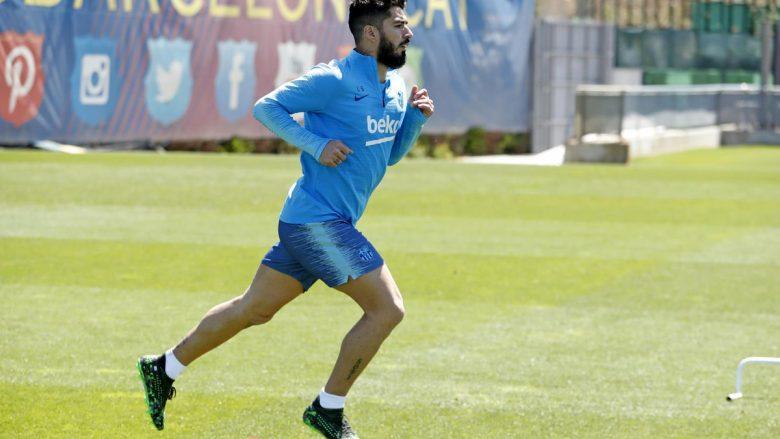 Luis Suarez (Foto: FC Barcelona/Twitter)