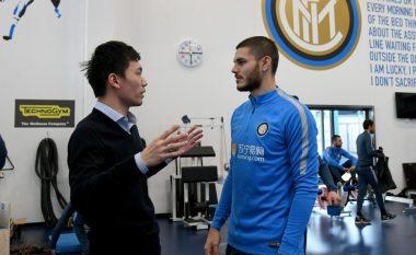 Presidenti i Interit: Icardi është lojtar dhe njeri i madh, do të gjejmë një zgjidhje të mirë për të