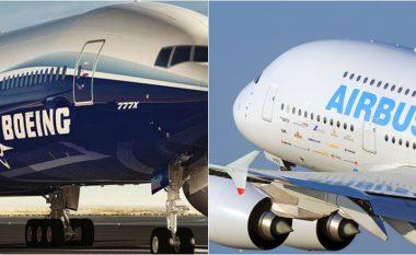 Pas mosmarrëveshjes Airbus-Boeing, SHBA-ja shton tarifat për prodhimet evropiane