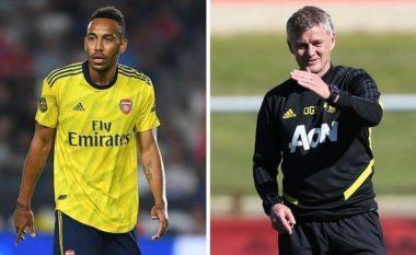 Unitedi tundon Arsenalin me ofertën e madhe për Aubameyangun
