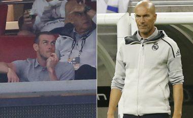 Zidane: Bale shumë afër largimit, është mirë nëse largohet nesër