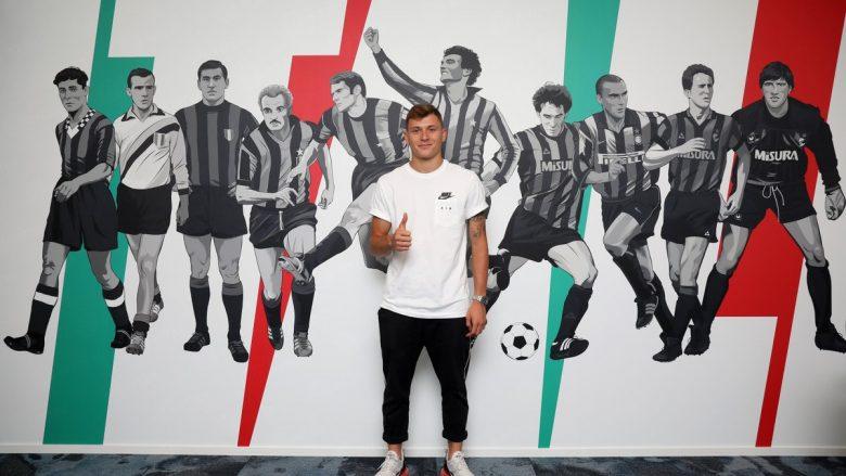 Nicolo Barella (Foto: FC Inter/Twitter)