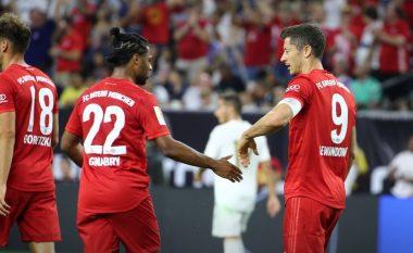 Bayern Munichu fiton pa shumë vështirësi ndaj Real Madridit në International Champions Cup