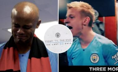 City publikon mini-dokumentarin nga 30 ditë e fundit të fitimi të tripletës angleze