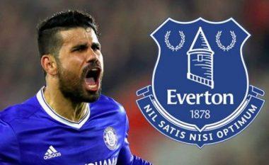 Evertoni afër transferimit të Diego Costas