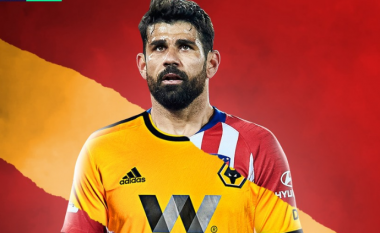 Diego Costa arrin marrëveshje personale me Wolves