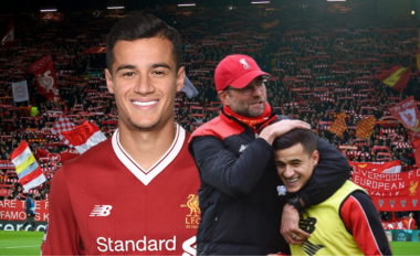 Klopp: Coutinho do të kryente punë të mëdha tek ne, por Liverpooli nuk do të shpenzojë shumë para këtë vit