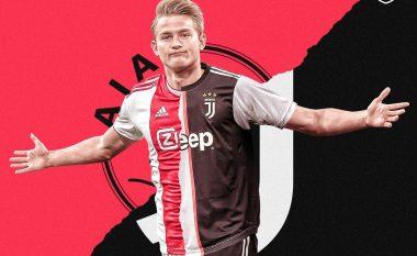 De Ligt: Jam i trishtuar me largimin nga Ajaxi, por isha i dashuruar me artin e mbrojtjes italiane