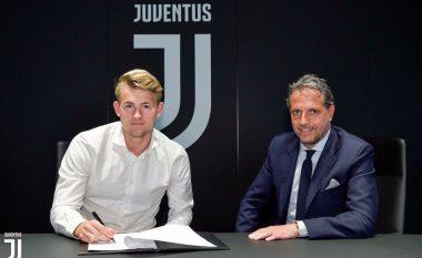 De Ligt: Juventusin nuk e zgjodha për para, PSG-në nuk e refuzova shkaku i rrogës
