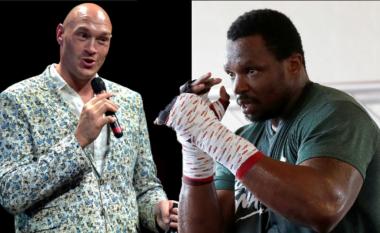 Dillian Whyte i thotë Furyt: Mos fol gjepura, të kam nokautuar në sparring