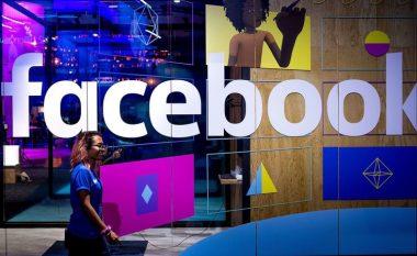 Facebook dënohet me gjobë prej pesë miliardë dollarësh