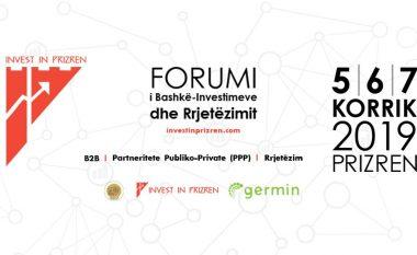Forumi për Investime në Prizren sjellë 60 biznese nga diaspora