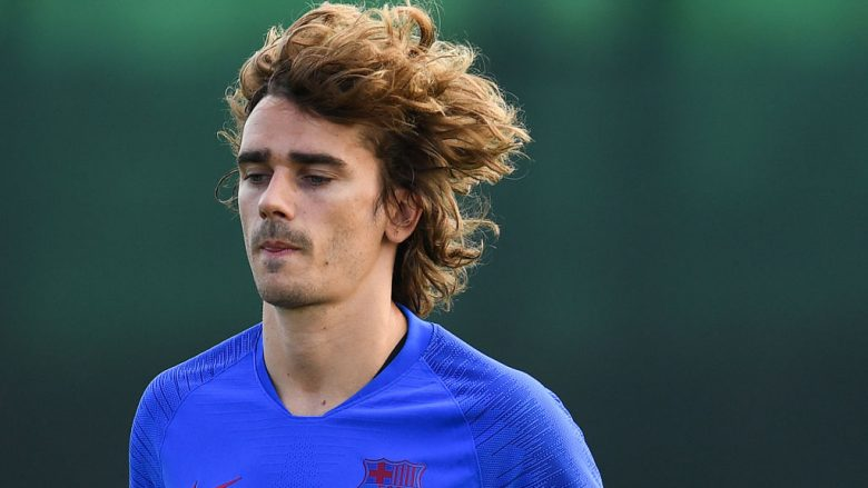 Antoine Griezmann (Foto: David Ramos/Getty Images/Guliver)