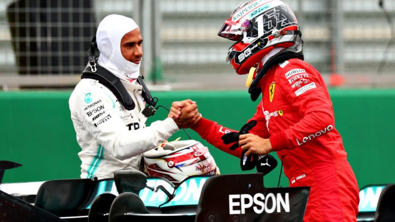 Lewis Hamilton (Foto: Dan Istitene/Getty Images/Guliver)